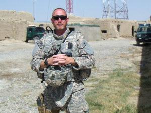 Army SGT Wes Cureton