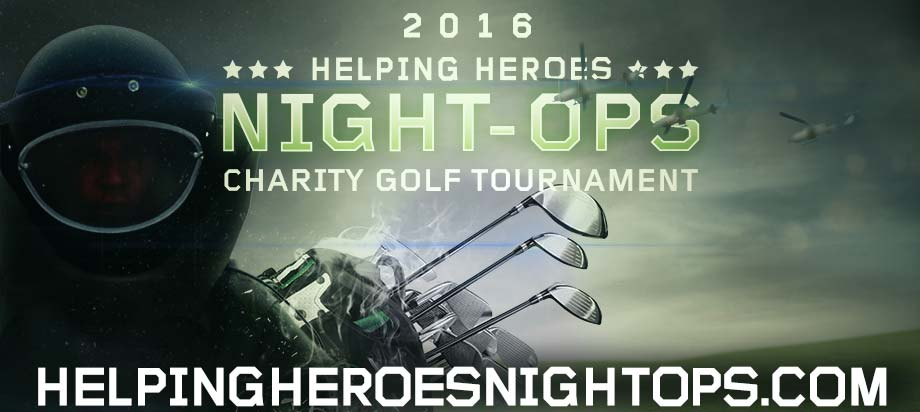 Support our veterans at Helping Heroes Night-Ops