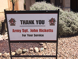 Jared Allen's Homes for Wounded Warriors Hosts Demolition Ceremony for John Ricketts