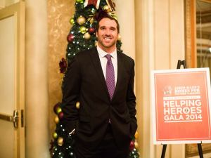 Jared Allen and JAH4WW Host Helping Heroes Gala in Chicago