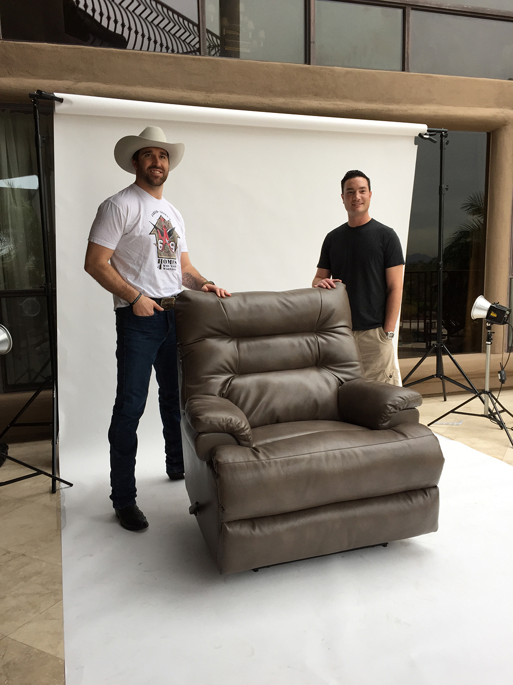behind the scenes with lane new valor recliner