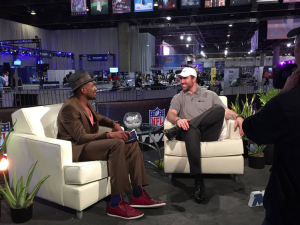 Interview with Jared Allen and NFL Network