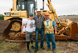Jared Allen and JAH4WW to Host Ribbon Cutting Ceremony for Colin Faust