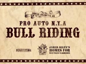 ARLINGTON BULL RIDING