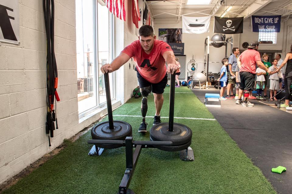 Henderson Workout
