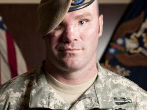 U.S. Army Ranger Sgt. Tom Block