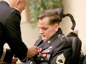U.S. Army Green Beret SFC Joe Lowrey