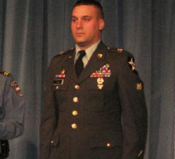 U.S. Army Spc Daniel Tingle