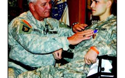 U.S. Army Cpl. Cesar Garcia